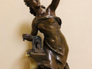 マチュラン・モロー(Mathurin Moreau) - ブロンズ像の買取