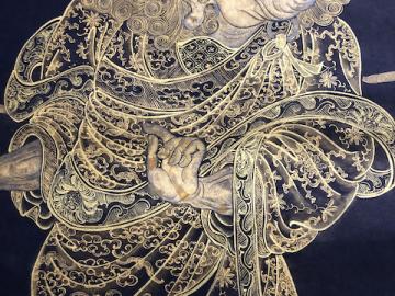 羅漢図の買取|中国、日本、韓国等、東洋古美術、高価買取いたします