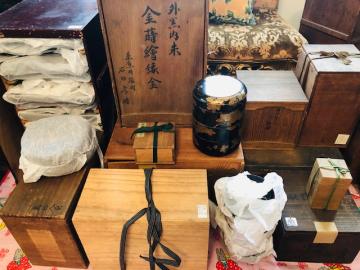 茶道具、骨董、高く買います